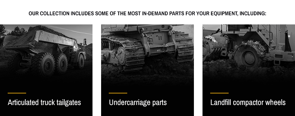 Expansive Used Parts