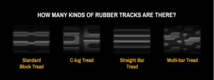 Types of Tracks
