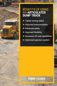 beneficios del camión articulado